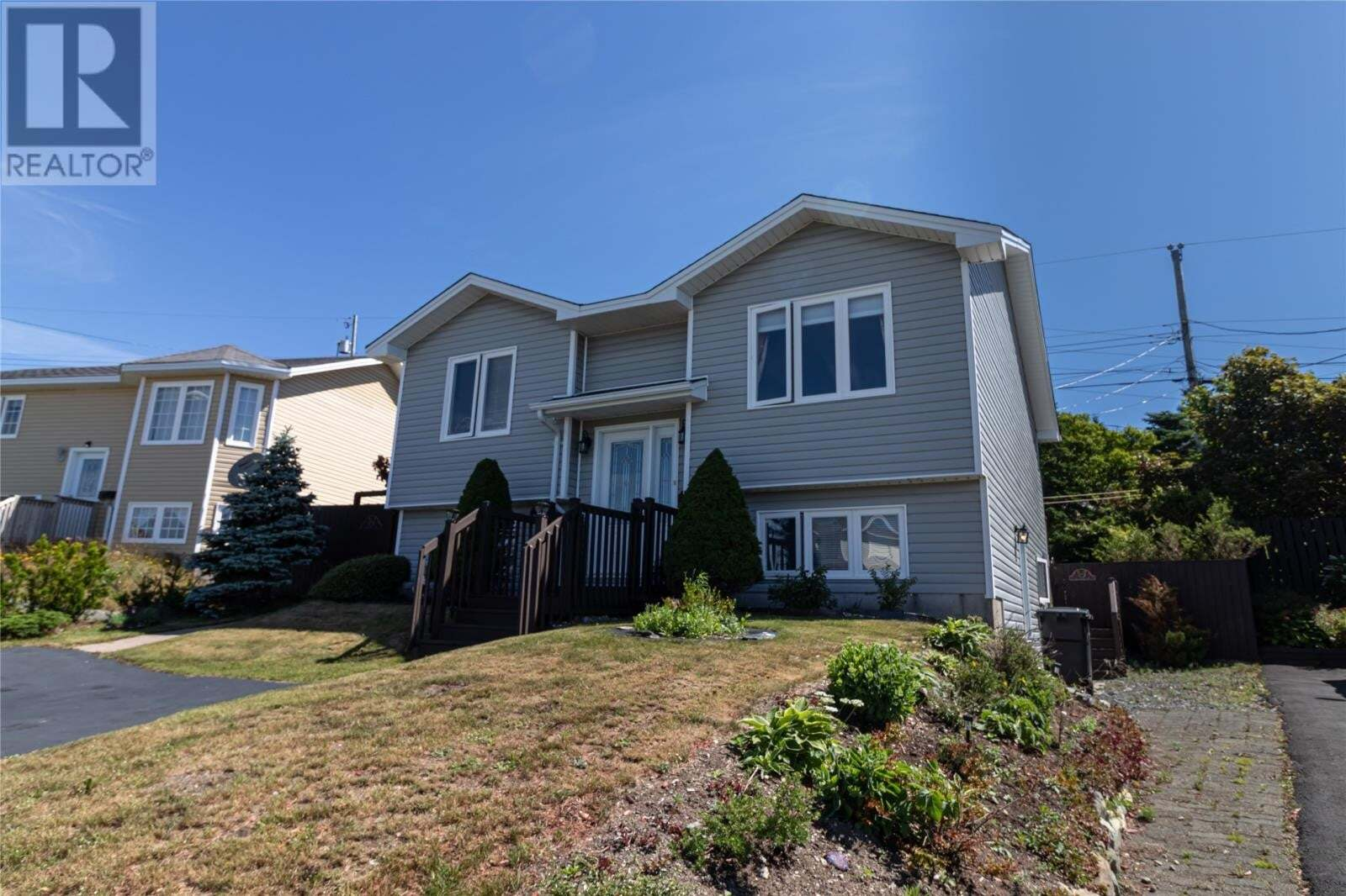 House for sale at 41 Dunluce Cres Mount Pearl Newfoundland - MLS: 1218499