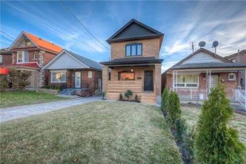 House for sale at 41 Dynevor Rd Toronto Ontario - MLS: W4857382