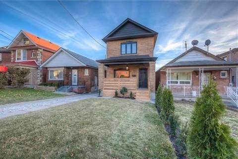 House for sale at 41 Dynevor Rd Toronto Ontario - MLS: W4386727
