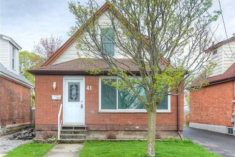 House for sale at 41 25th St East Hamilton Ontario - MLS: H4054149