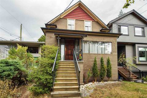 House for sale at 41 27th Ave E Vancouver British Columbia - MLS: R2405087