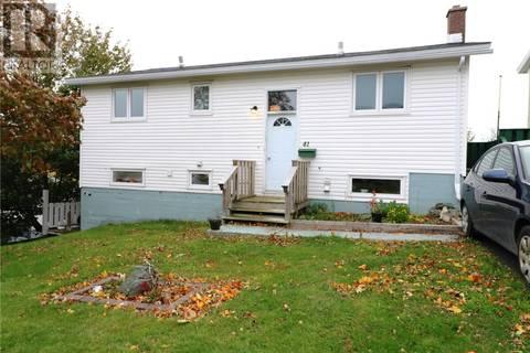 House for sale at 41 Eastaff St St. John's Newfoundland - MLS: 1197460