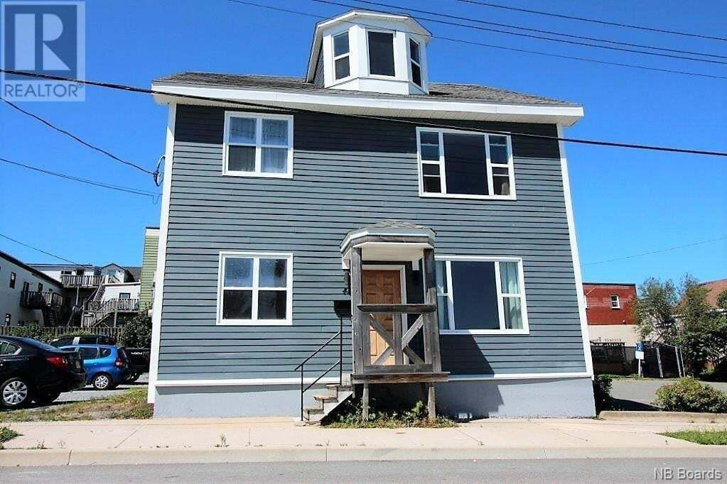 House for sale at 41 Exmouth St Saint John New Brunswick - MLS: NB048918