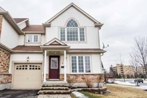Townhouse for sale at 41 Fallingbrook Cres Kawartha Lakes Ontario - MLS: X4404288