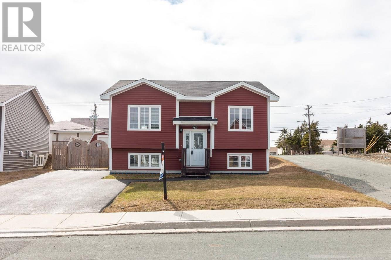 House for sale at 41 Finlaystone Dr Mount Pearl Newfoundland - MLS: 1209301