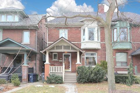 Townhouse for rent at 41 Fulton Ave Toronto Ontario - MLS: E4332028