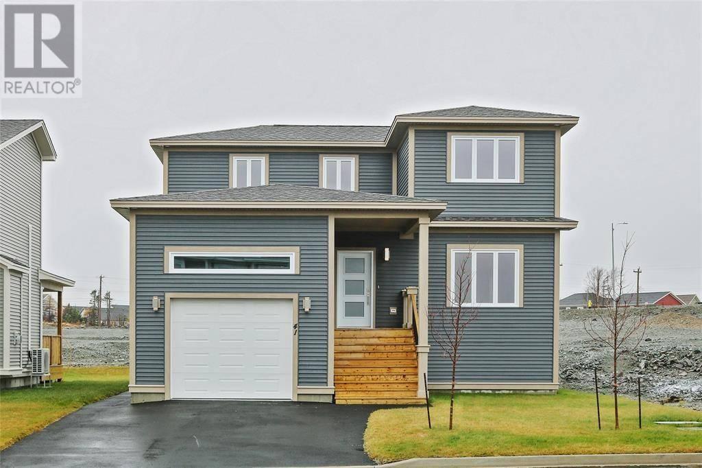 House for sale at 41 Gallipoli St St. John's Newfoundland - MLS: 1211625