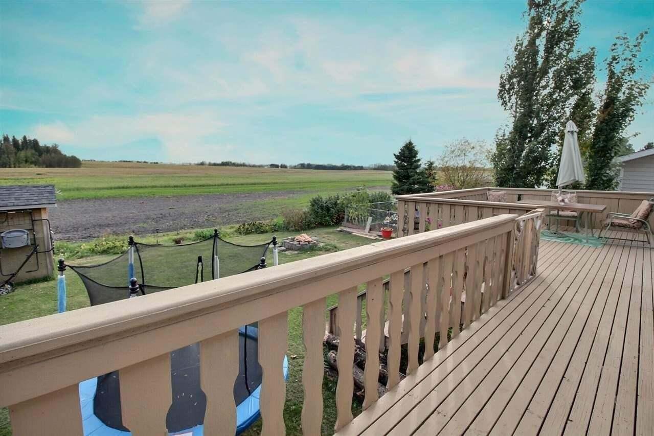 House for sale at 41 Glenwood Cr Stony Plain Alberta - MLS: E4215608