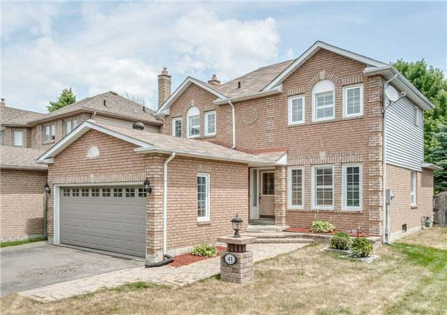 Sold: 41 Granville Drive, Clarington, ON