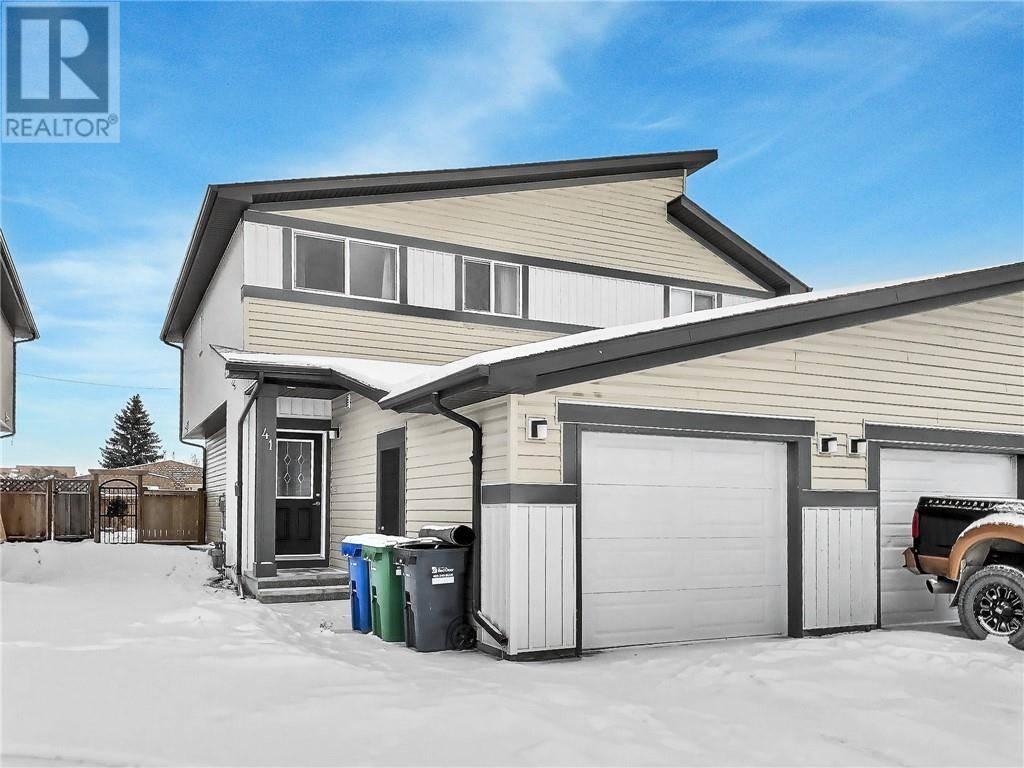 Townhouse for sale at 41 Greenhouse Pl Red Deer Alberta - MLS: ca0185678