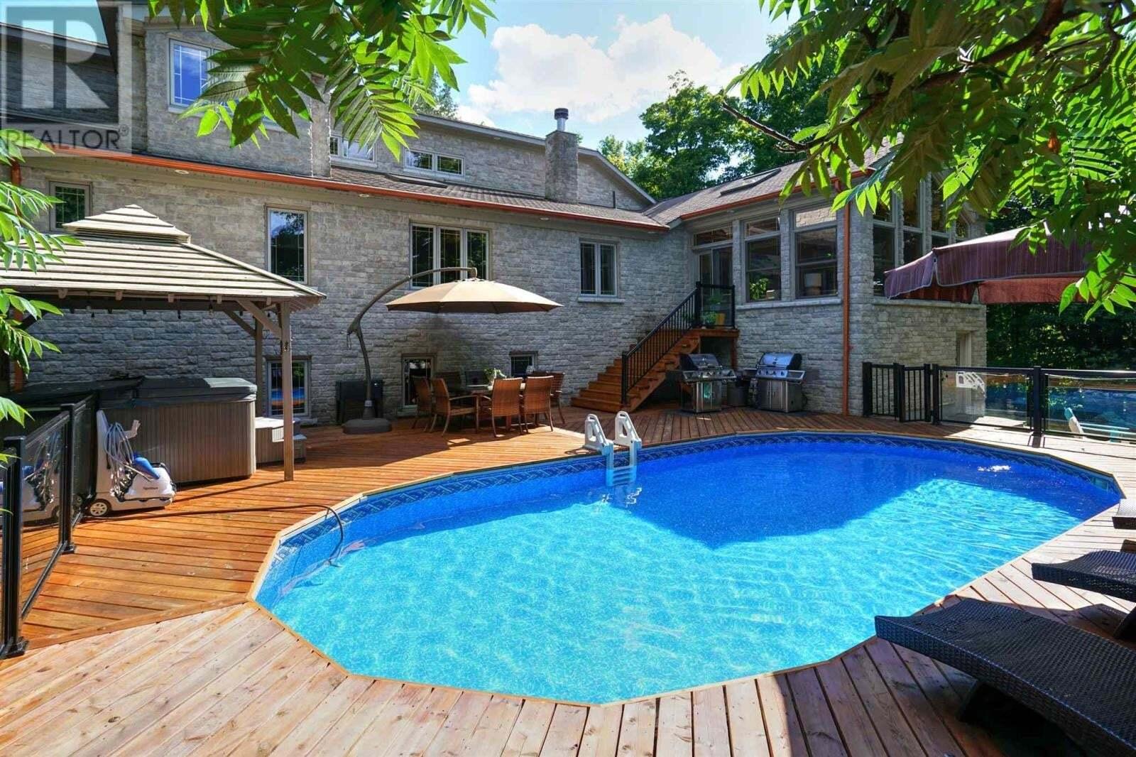 House for sale at 41 Greenslade Ln Westport Ontario - MLS: K20004425