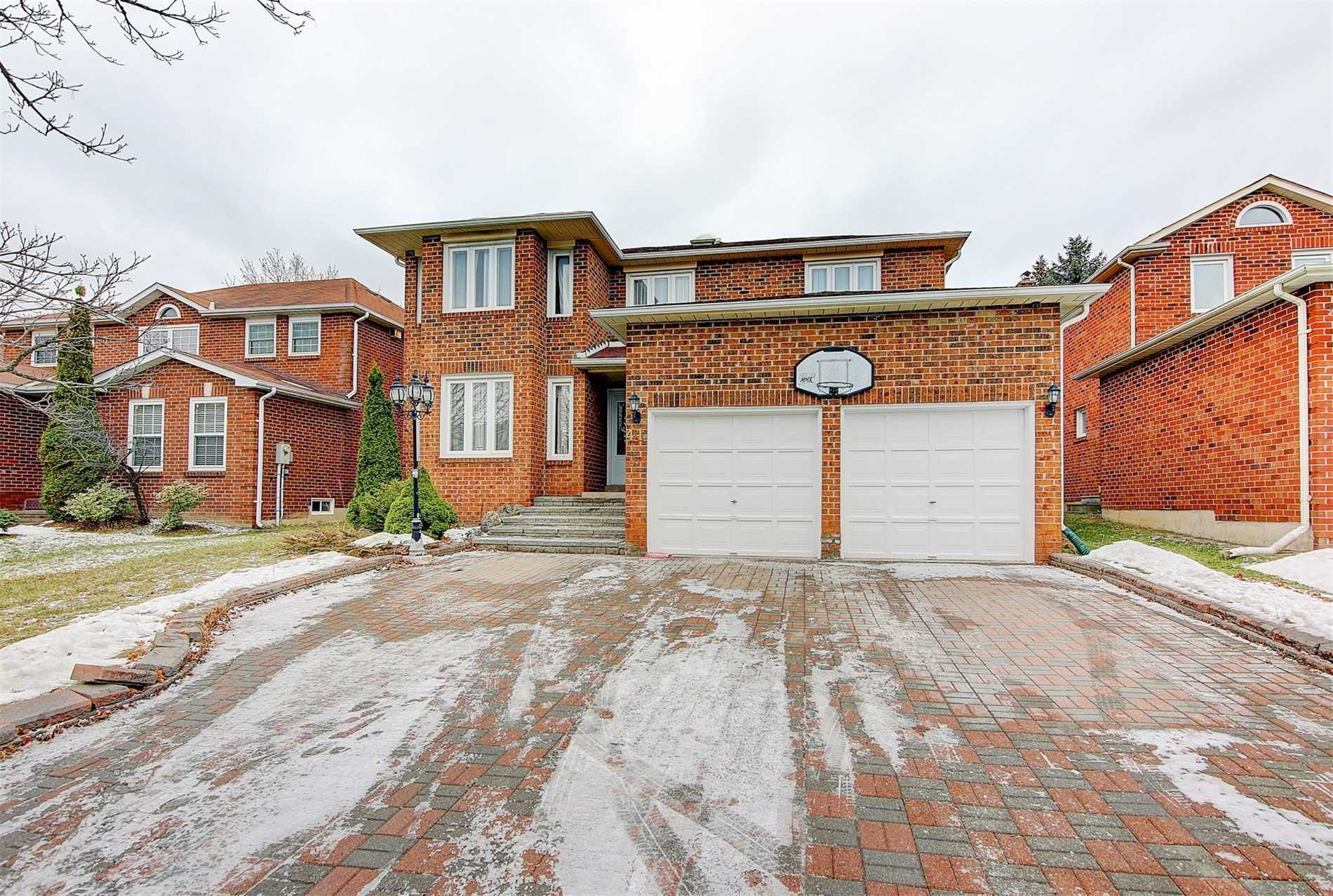 For Sale: 41 Halstead Drive, Markham, ON | 4 Bed, 4 Bath House for $1538000.00. See 20 photos!