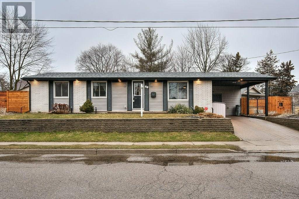 House for sale at 41 Hammet St Cambridge Ontario - MLS: 30800599