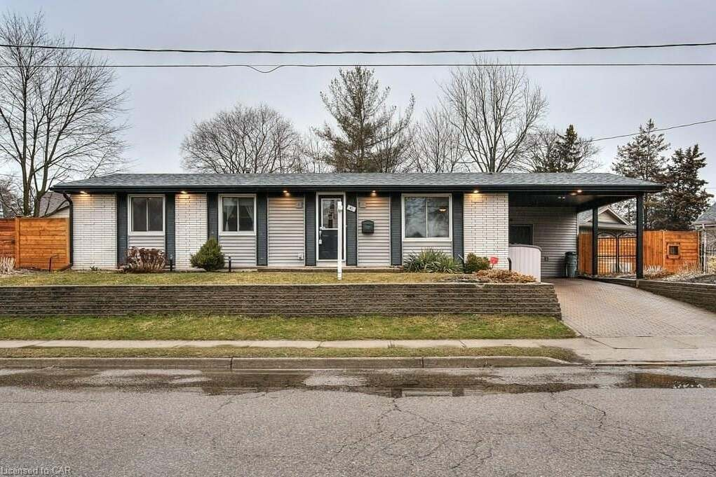 House for sale at 41 Hammet St Cambridge Ontario - MLS: 30810644