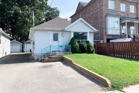 House for rent at 41 Harding Ave Toronto Ontario - MLS: W4569709