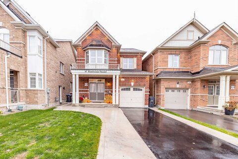 House for sale at 41 Humberstone Cres Brampton Ontario - MLS: W4970123