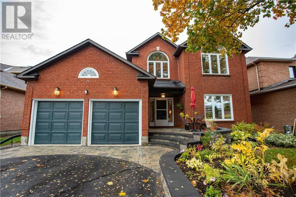 House for sale at 41 Hyde Park Wy Nepean Ontario - MLS: 1172124