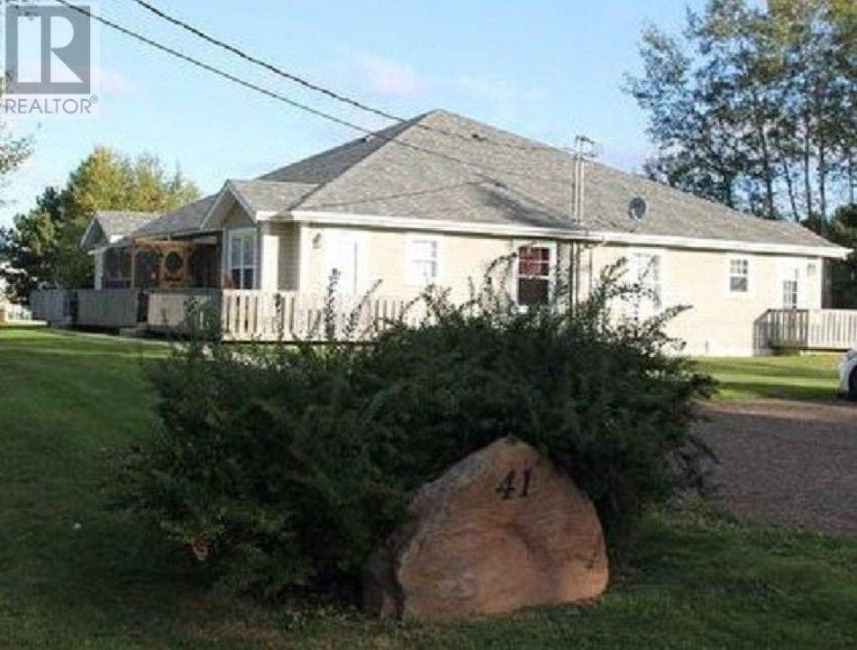 Townhouse for sale at 41 Jacks Wy West Covehead Prince Edward Island - MLS: 201926450