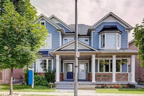 Townhouse for sale at 41 Kalvinster Dr Markham Ontario - MLS: N4628012