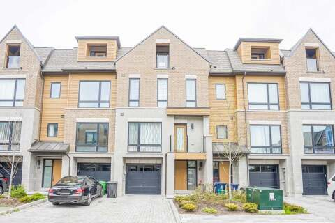 Townhouse for sale at 41 Kenneth Wood Cres Toronto Ontario - MLS: C4847182