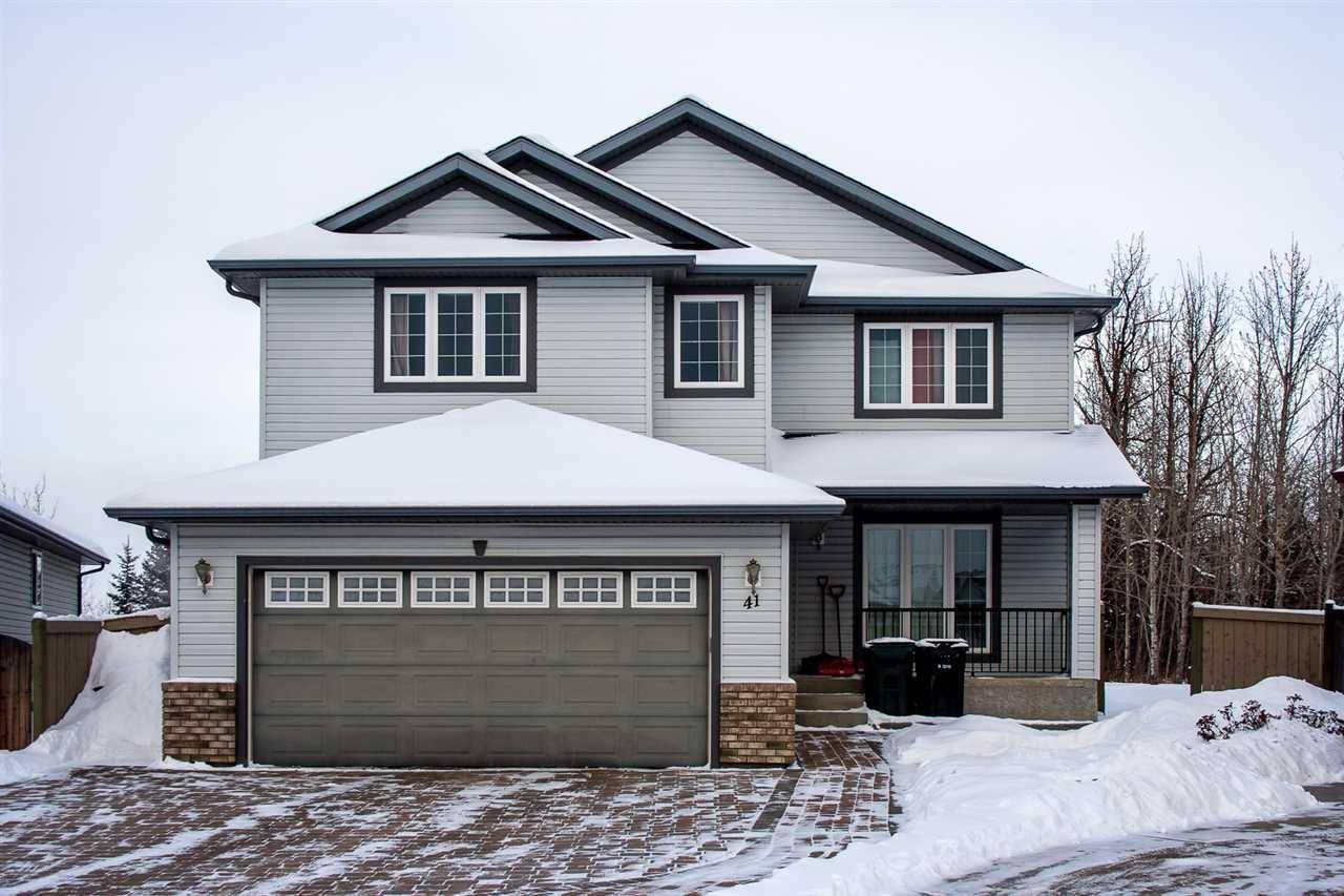 House for sale at 41 Landon Cres Spruce Grove Alberta - MLS: E4183907