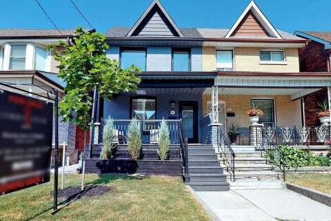 Townhouse for sale at 41 Laughton Ave Toronto Ontario - MLS: W4820455