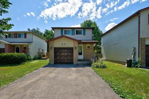 House for sale at 41 Laurie Cres Barrie Ontario - MLS: S4848626