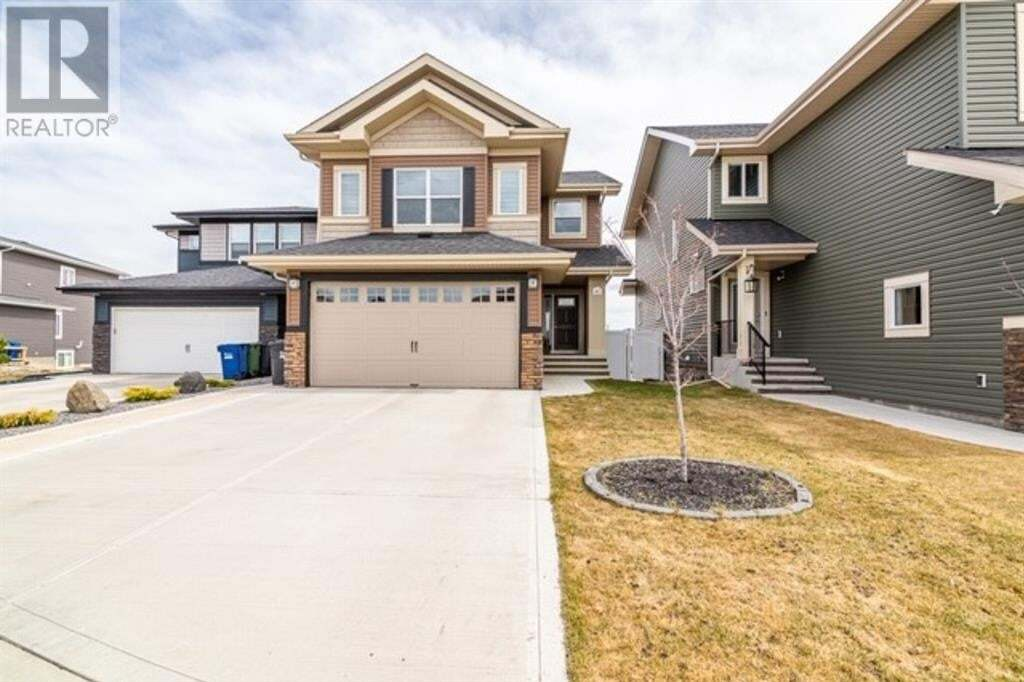 House for sale at 41 Lowden Cs Red Deer Alberta - MLS: A1002720