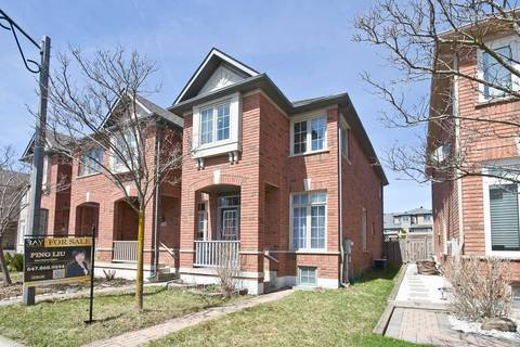Townhouse for sale at 41 Madison Heights Blvd Markham Ontario - MLS: N4412558