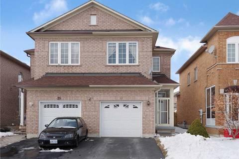 Townhouse for sale at 41 Maidenhair Ln Toronto Ontario - MLS: E4700080