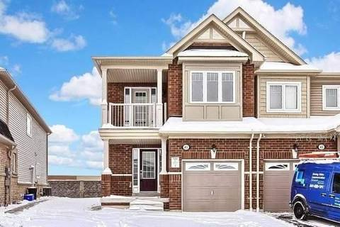 Townhouse for rent at 41 Mantz Cres Whitby Ontario - MLS: E4677271