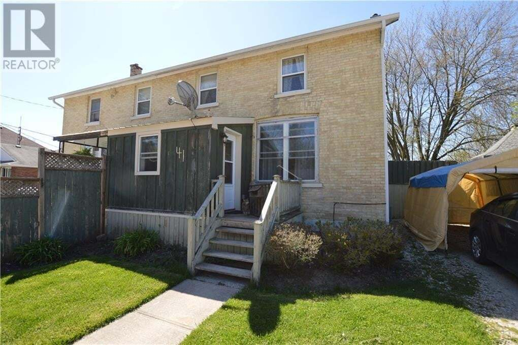 House for sale at 41 Marklane St East Harriston Ontario - MLS: 30808074