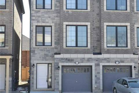 Townhouse for rent at 41 Mcgurran Line Richmond Hill Ontario - MLS: N4382496