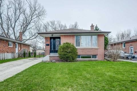 House for sale at 41 Medina Cres Toronto Ontario - MLS: E4432042