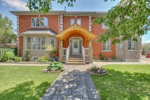 House for sale at 41 Mellings Dr Vaughan Ontario - MLS: N4493600