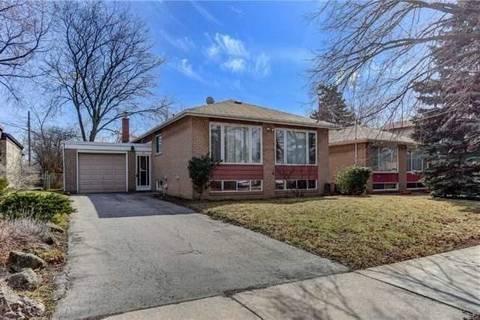 House for rent at 41 Millburn Dr Toronto Ontario - MLS: W4484746