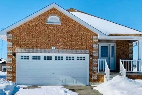 House for sale at 41 Millpond Ln Asphodel-norwood Ontario - MLS: X4693012