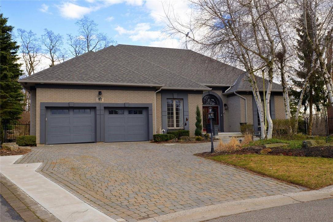 House for sale at 41 Milne Ct S Ancaster Ontario - MLS: H4076108