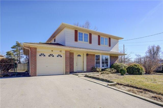 Sold: 41 Moultrey Crescent, Halton Hills, ON