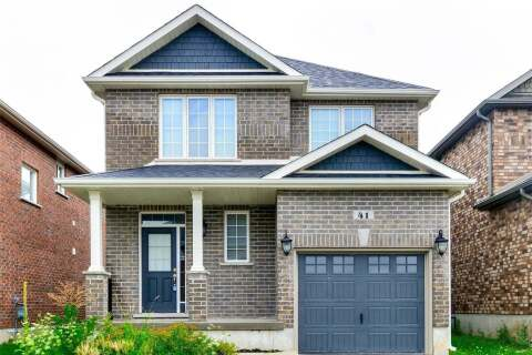 House for sale at 41 Nathan Cres Barrie Ontario - MLS: S4867241