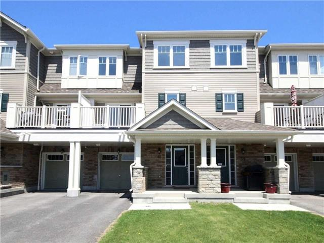 For Sale: 41 Nearco Crescent, Oshawa, ON | 2 Bed, 2 Bath Townhouse for $439,900. See 12 photos!