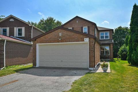 House for sale at 41 Nettlecreek Cres Toronto Ontario - MLS: E4553271