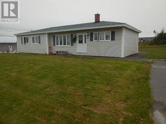 House for sale at 41 North Hy Carbonear Newfoundland - MLS: 1201198