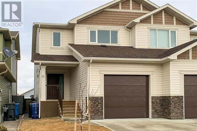 Townhouse for sale at 41 Northlander Rte West Lethbridge Alberta - MLS: LD0190818