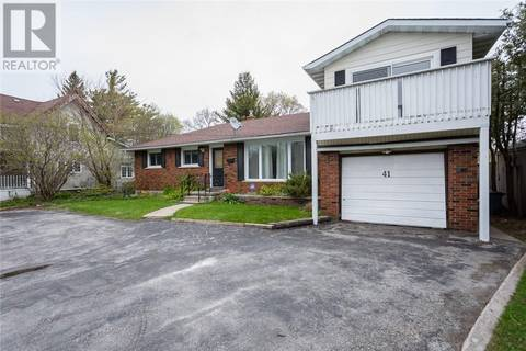 House for sale at 41 Oak St Collingwood Ontario - MLS: 200482