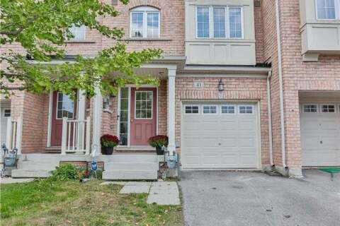 Townhouse for sale at 41 Oates Dr Toronto Ontario - MLS: E4944223