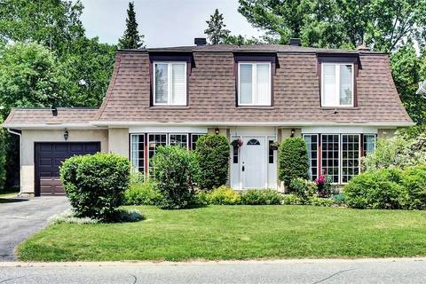 House for sale at 41 Parkland Cres Ottawa Ontario - MLS: 1156578