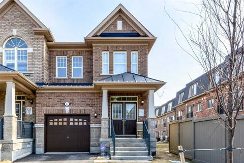 Townhouse for sale at 41 Pennycross Cres Brampton Ontario - MLS: W4388905