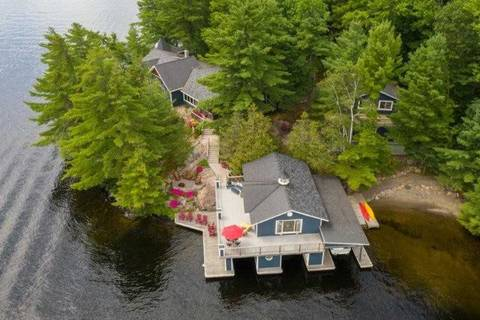 House for sale at 41 Pine Island  Muskoka Lakes Ontario - MLS: X4551469