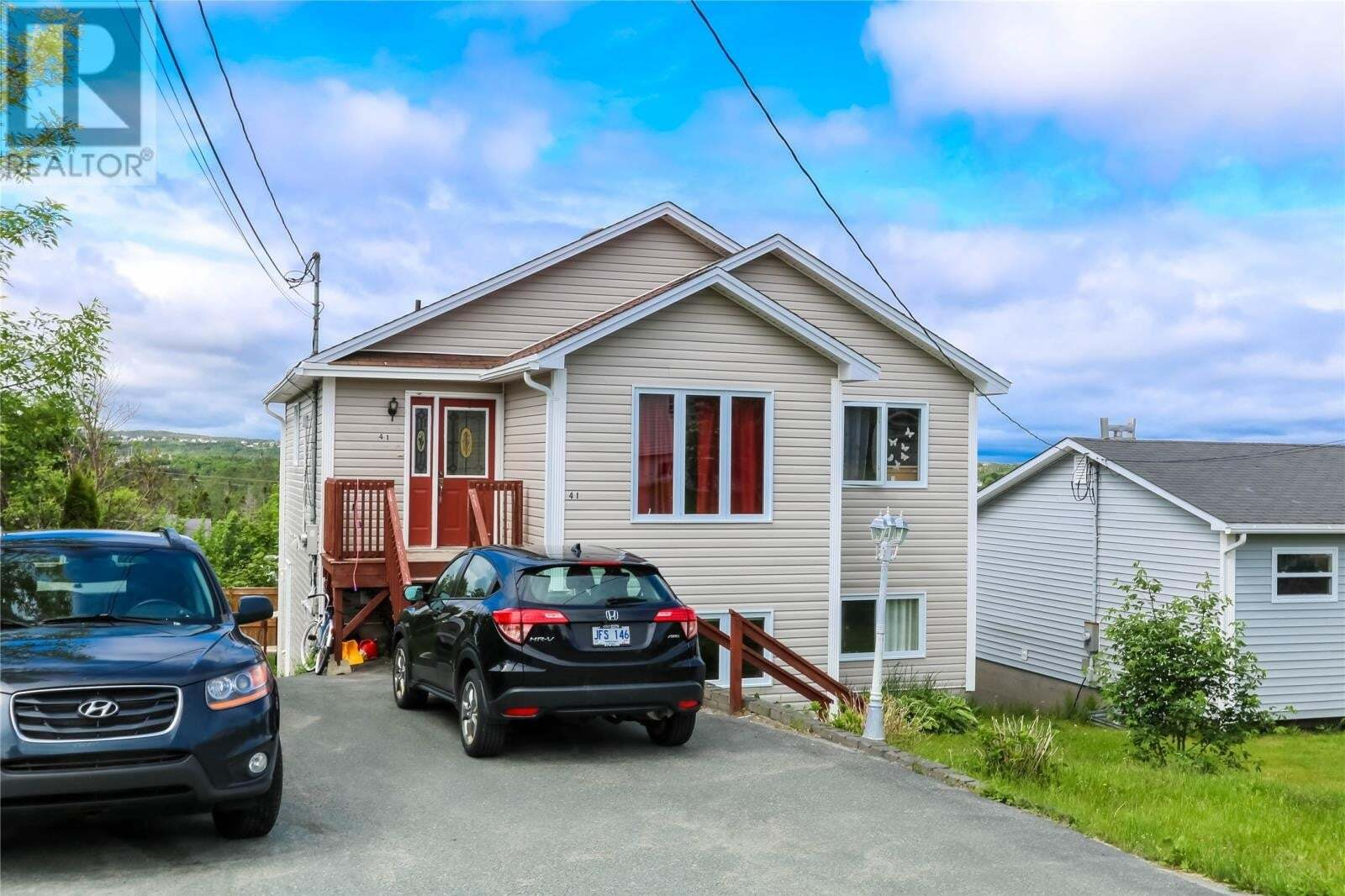 House for sale at 41 Readers Hill Cres Conception Bay South Newfoundland - MLS: 1214477
